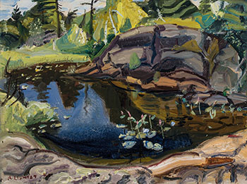 Georgian Bay by Arthur Lismer