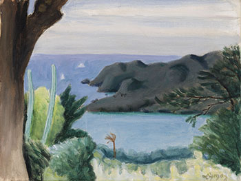 The Leeward Coast, St. Vincent by John Goodwin Lyman