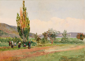 Spring Planting by William Brymner