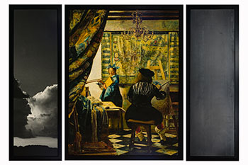 Eulogy (LIFE), to Vermeer by David Bierk