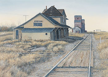 Whistle Stop by George Jenkins