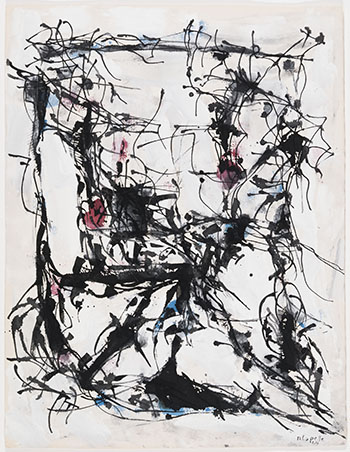 Untitled, Nr. 33 by Jean Paul Riopelle