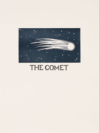 The Comet by Richard Prince