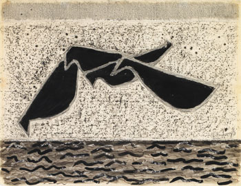 Beach Birds by Milton Avery