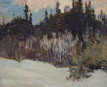 Algonquin Park by James Edward Hervey (J.E.H.) MacDonald
