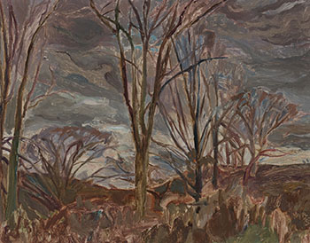 The Grey Day by Frederick Horsman Varley