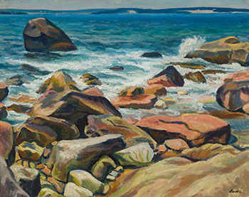 Rising Tide, N.S. by Jack Beder