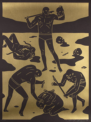 The Light Bearer by Cleon Peterson