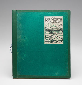 The Far North: A Book of Drawings by A.Y. Jackson by Alexander Young (A.Y.) Jackson
