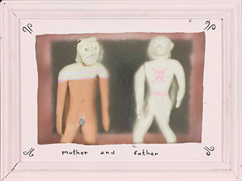 Mother and Father by Marcel Dzama