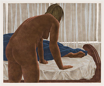 Sleeper by Alexander Colville