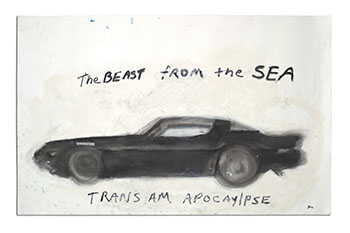 The Beast from the Sea, Trans Am Apocalypse by John Scott