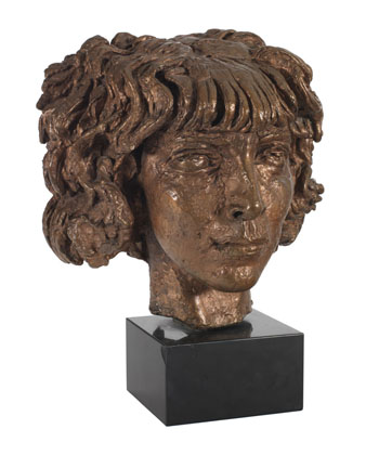 Marchesa Casati by Sir Jacob Epstein