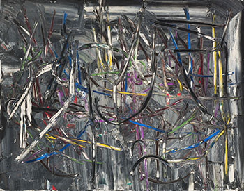 Champs by Jean Paul Riopelle