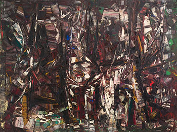 Doubs by Jean Paul Riopelle