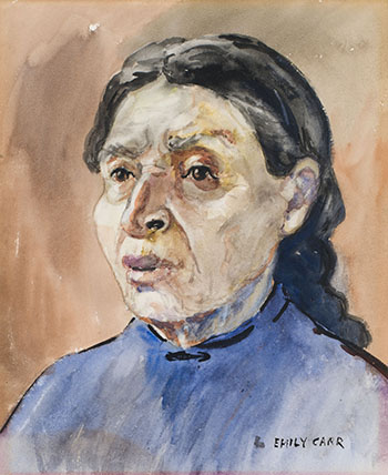 Susan by Emily Carr