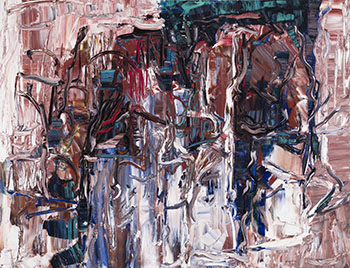 Lianes by Jean Paul Riopelle