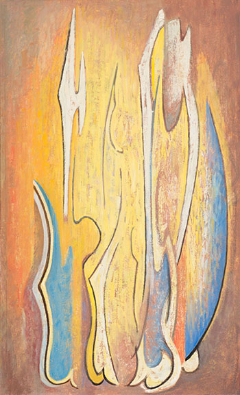 Abstract by Lawren Stewart Harris