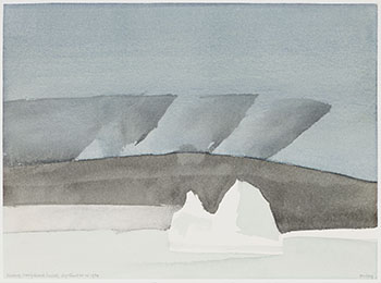 Iceberg, Navy Board Inlet by Toni (Norman) Onley