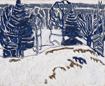 Gray Hill by David Brown Milne