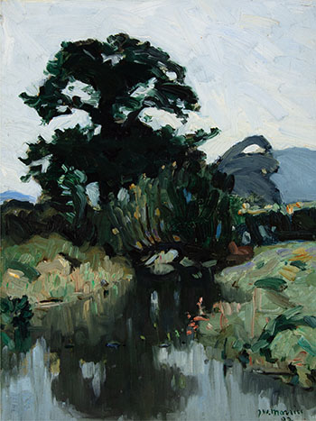 Landscape by James Wilson Morrice