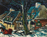 Record Marc-Aurèle Fortin sale - Heffel Gallery - Buy and Sell art