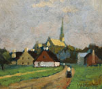 Record John Young Johnstone sale - Heffel Gallery - Buy and Sell art