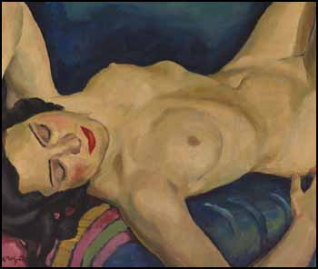 Nude by Edwin Headley Holgate