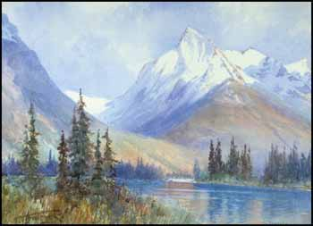 The Chancellor, Canadian Rockies by Frederic Marlett Bell-Smith