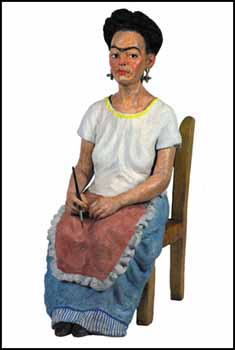 Frida by Joseph Hector Yvon (Joe) Fafard