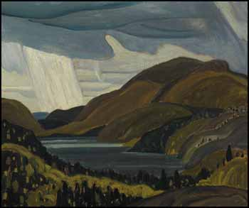Port Coldwell by Franklin Carmichael
