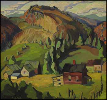 Catskill Mountains by Kathleen Frances Daly Pepper