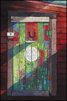 Ephraim Kelloway's June Door by David Lloyd Blackwood