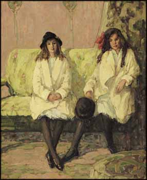 Two Sisters by Henrietta Mabel May