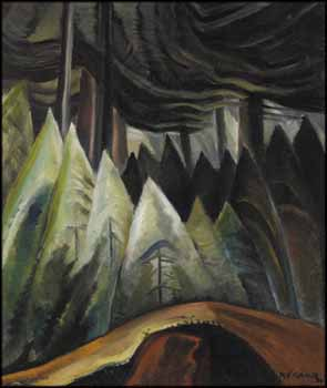 Forest Light by Emily Carr