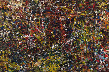 Vent du nord by Jean Paul Riopelle