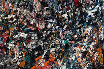 Carnaval II by Jean Paul Riopelle