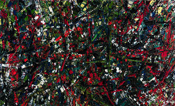 Incandescence by Jean Paul Riopelle