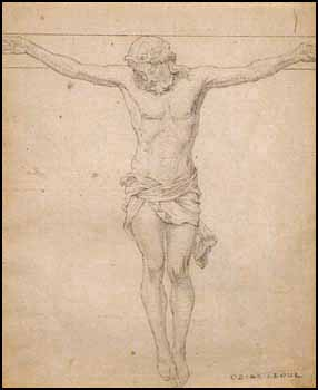 Crucifixion by Ozias Leduc