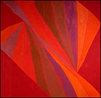 Untitled - Abstract by Marian Mildred Dale Scott