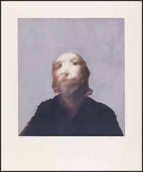 Portrait of the Artist by Francis Bacon by Richard Hamilton