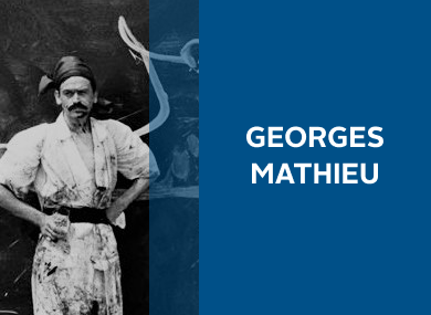 Top sales by Georges Mathieu
